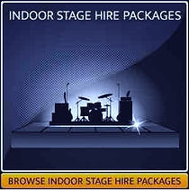 Indoor Stage Hire Page