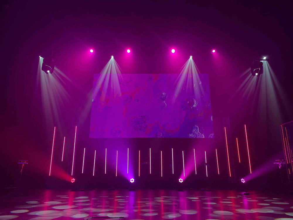 On Tour Events Explains What An Audio Visual Company Does