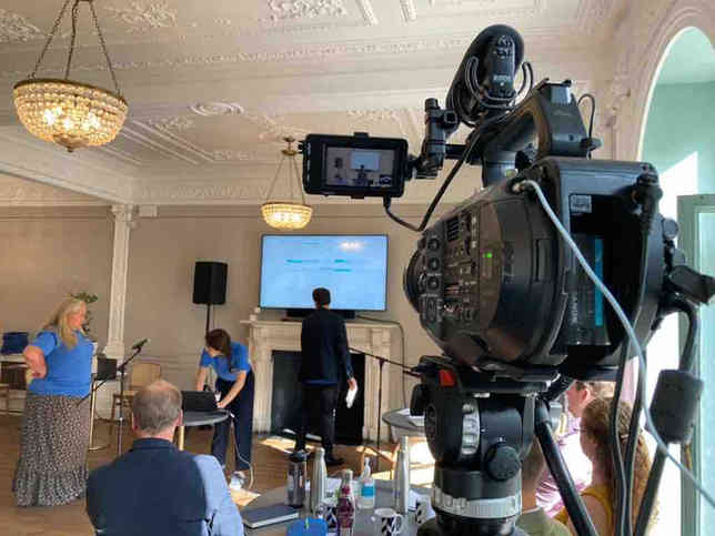 conference event production London
