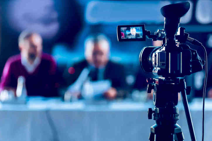 Hire live streaming video recorder in London