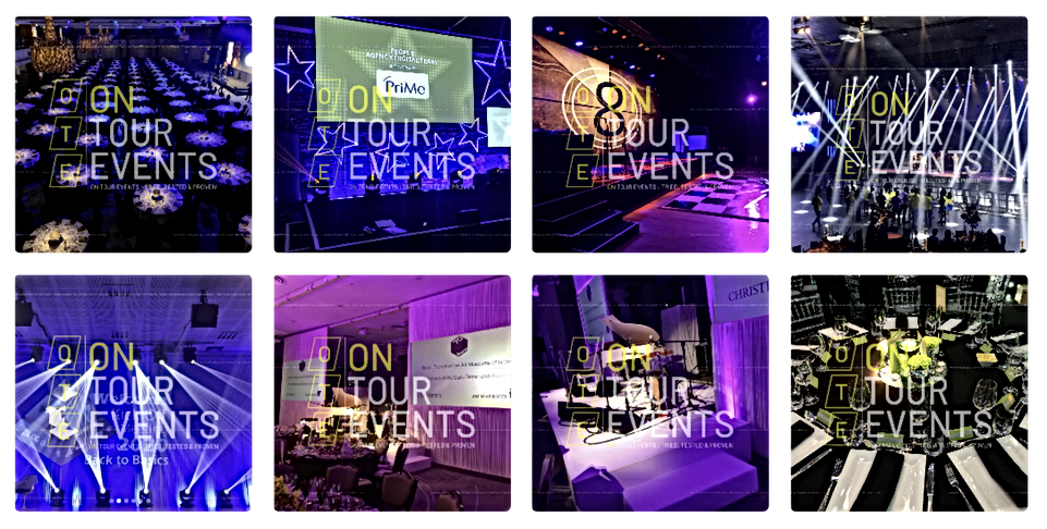 Awardshow Production Packages