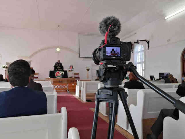 live streaming services for church service