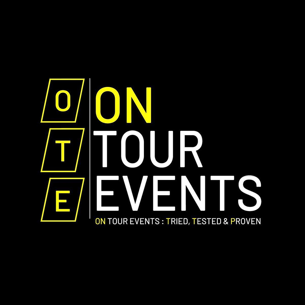 Event Production Hire Company London, On Tour Events Logo