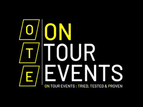 Make On Tour Events Your Audio Visual Event Production Partner Moving Forward into 2021