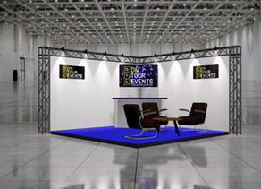 London's Leading Audio Visual Exhibition Company Discusses How To Design Exhibition Stands