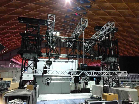From Conference's to Live Music Festivals & Weddings, We Find Out What Equipment Is Needed