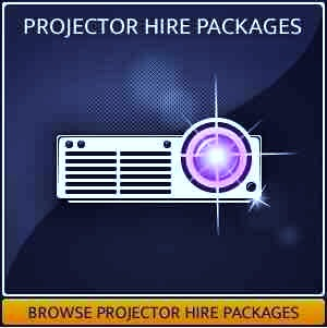 Projector & screen hire in Heathrow