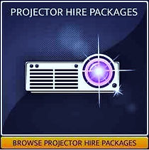 Projector Hire Page