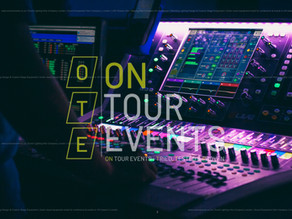 London Based On Tour Events Talks Audio Visual Equipment & The Audio Visual Hire Services They Offer