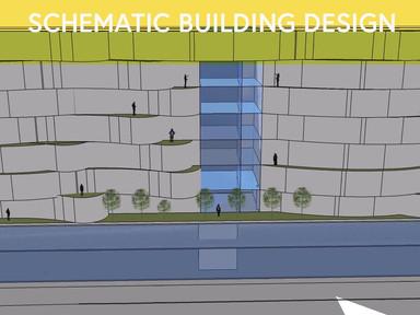 SCHEMATIC BUILDING DESIGN