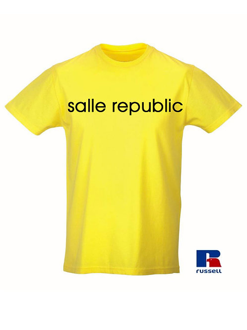 SalleRepublic x Russell_YLW