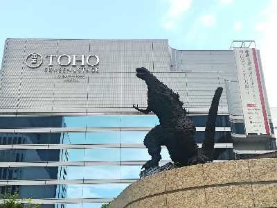 【Tokyo destinations】Hibiya, entertainment & culture town