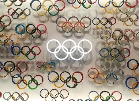 Japan Olympics museum open!