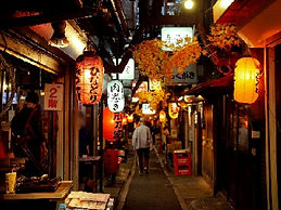 Japanese-style pubs
