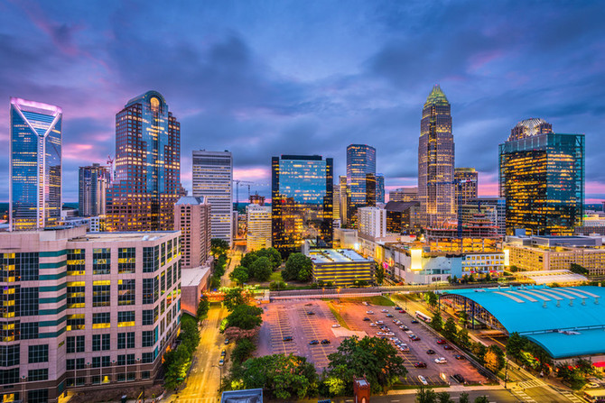North Carolina Is One Of The Best States For Business!