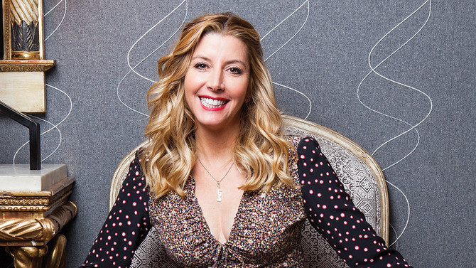 CEO Of Spanx Commits To Donating $5M To Female Entrepreneurs!