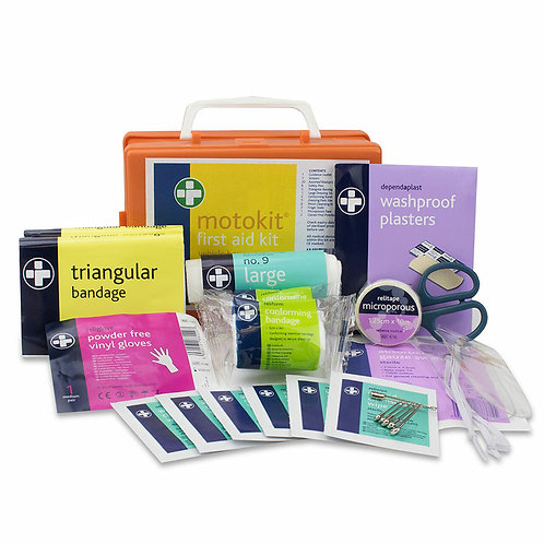 Motokit Compact First Aid Kit