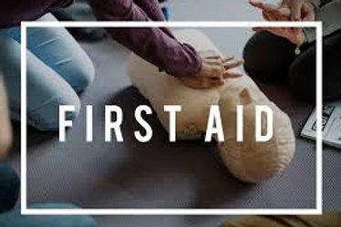 First Aid - e - learning
