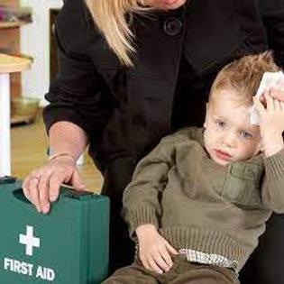 QNUK Level 3 Award in Emergency Paediatric First Aid at Work (RQF)