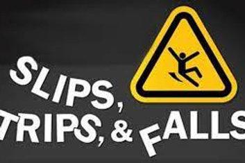 Slips, Trips & Falls e - learning