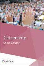 Asdan Awards - Citizenship Short Course 10 - 60 hours