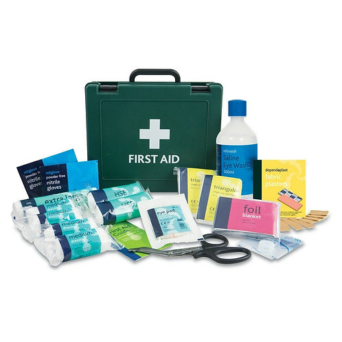 Heavy Goods Vehicle (HGV) First Aid Kit