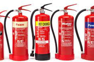 Fire Extinguisher e - learning