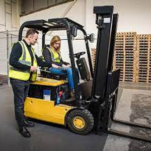 Forklift Truck Safety e - learning