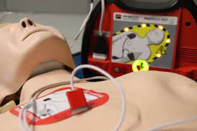 QNUK Level 3 Award in Responding to Incidents with an AED