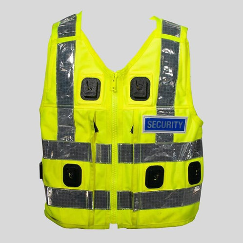 Hi Vis Security Vest