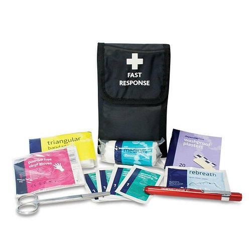 1 Person Response First Aid Kit