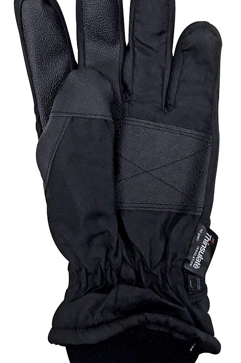 Mens 3M Thinsulate Waterproof Ski Gloves