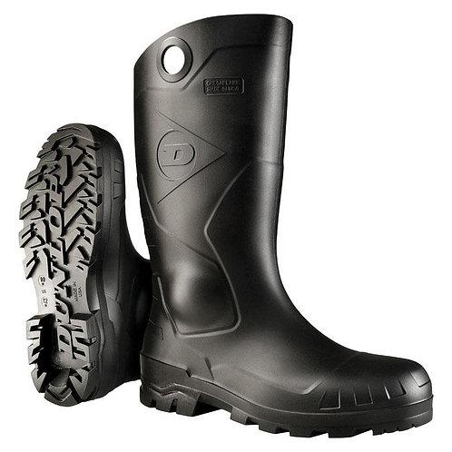 Dunlop  Male  Waterproof Boots  Size 9  Black