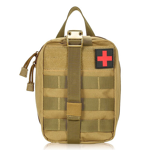 Outdoor Camping MOLLE Medical Pack Outdoor Emergency Survival Kit Emergency