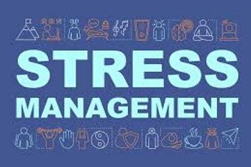 Stress Management e - learning