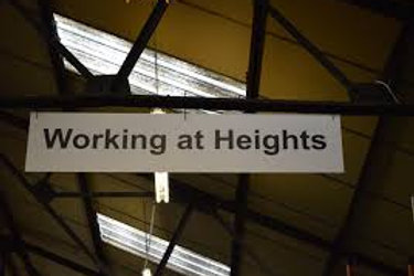 Working at Height in Education e - learning