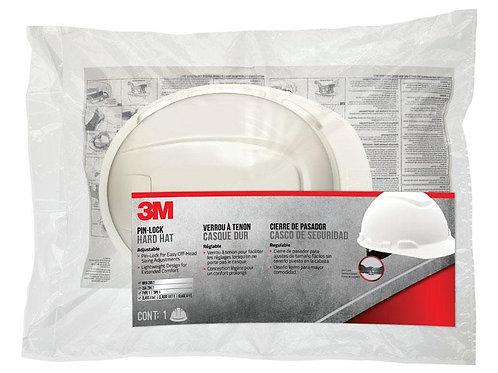 3M  Polyethylene  White  Hard Hat
