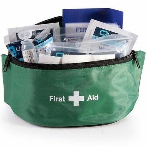 HSE First Aid Bum Bag (41 piece)