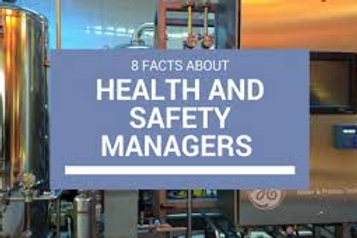 Health and Safety for Managers e - learning