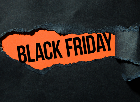 Make Black Friday Your Best Day Ever- By Tamara Saucier