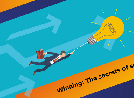 Winning - the secrets of success