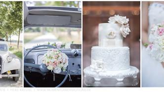 Zauberhafte Hochzeitsdetails