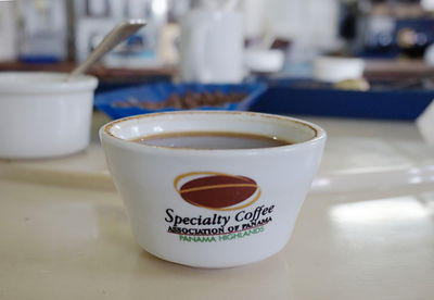 Specialty Coffee Panama