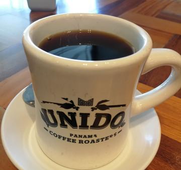 パナマコーヒーとの出会い