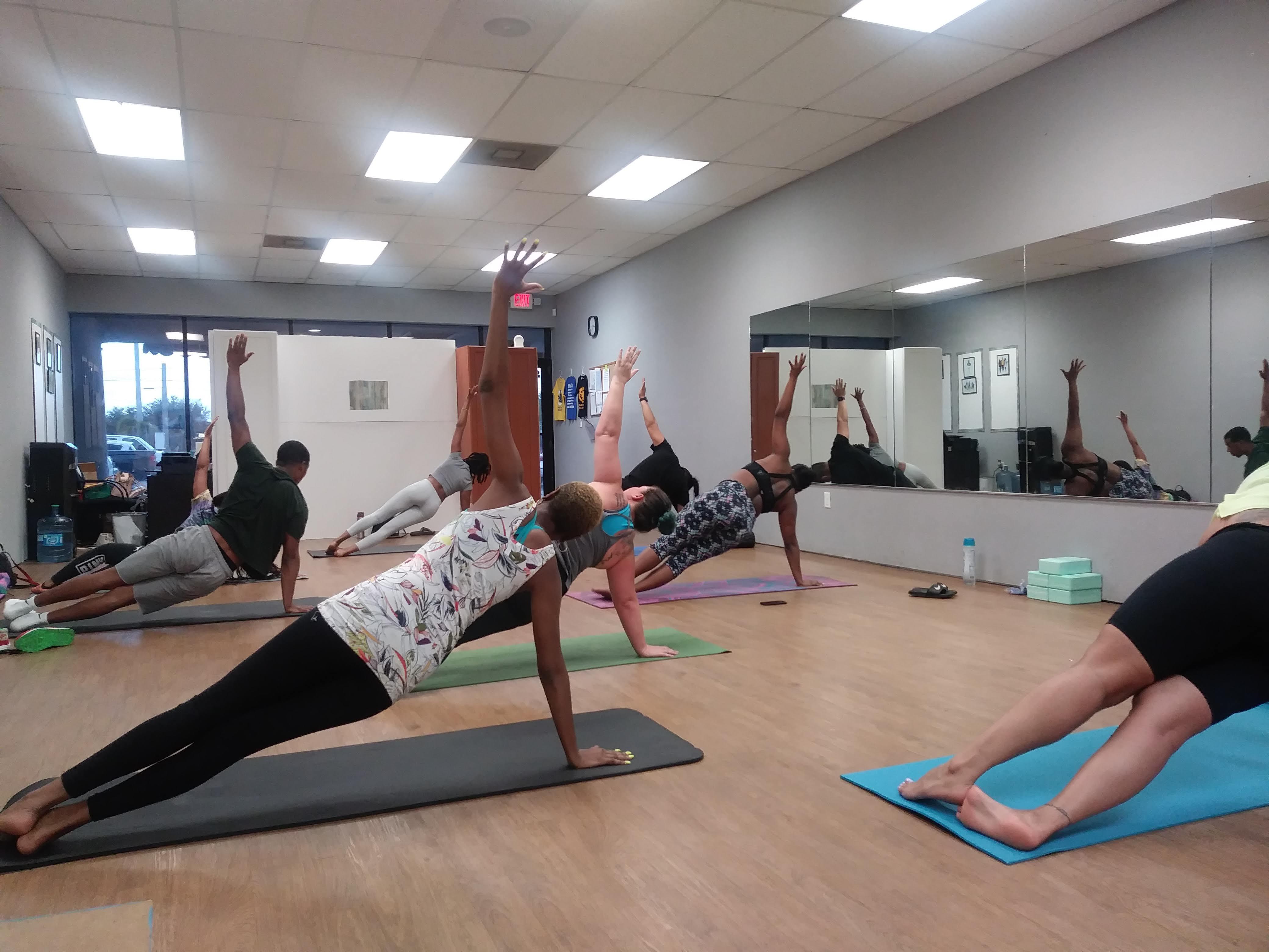 Yoga With Gigi