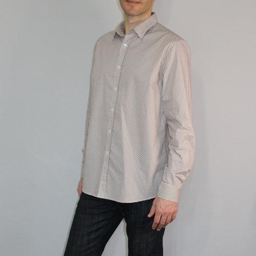 chemise imprimée homme
