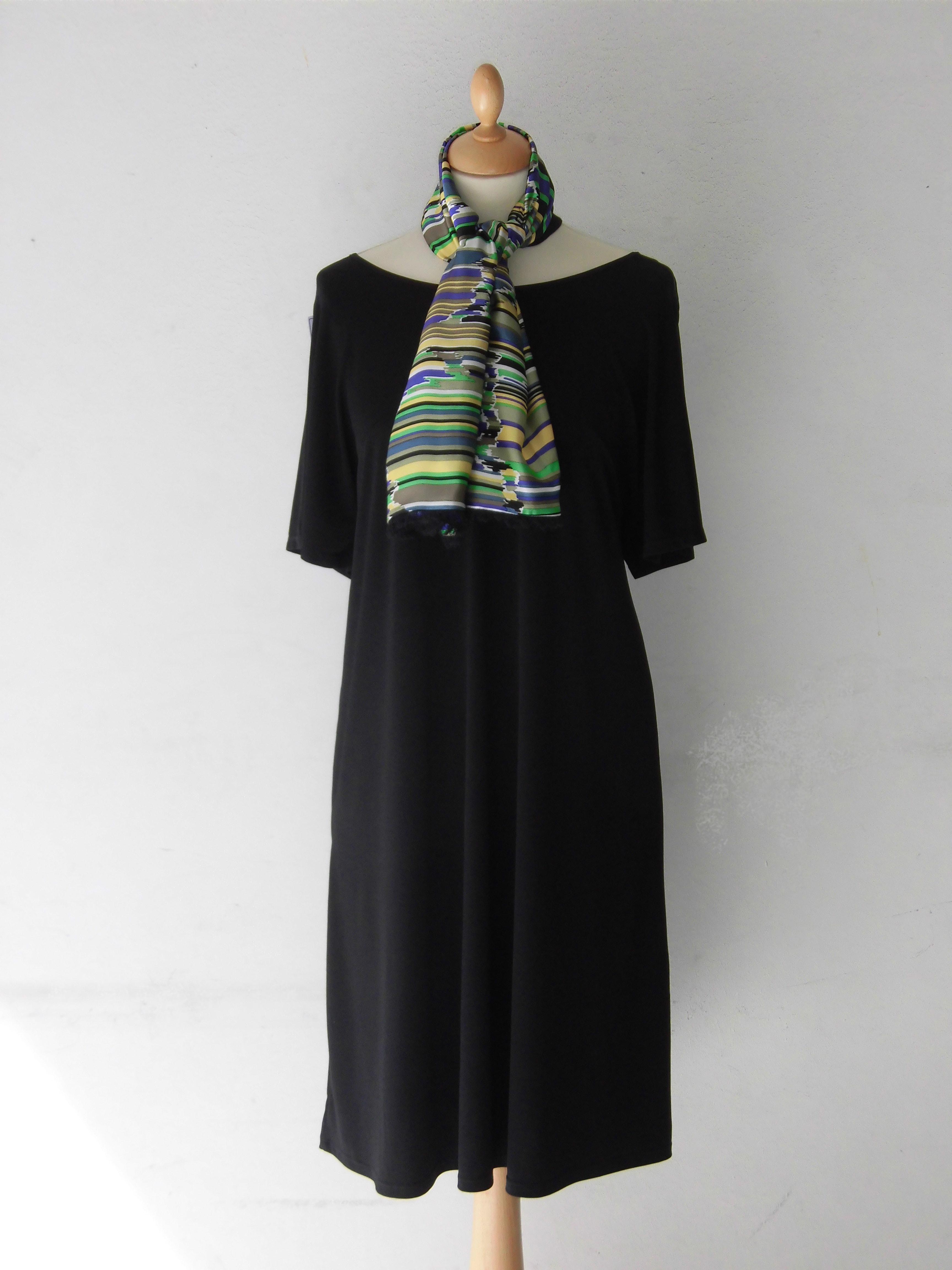 Gilet / foulard imprimé LIBERTY
