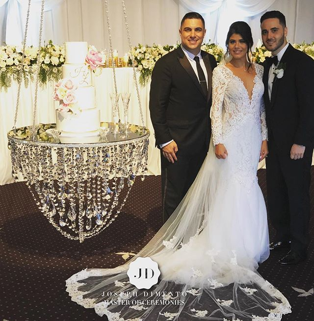 Congratulations to Harry & Lucine Derartinian on a beautiful wedding. Thank you for allowing me to b