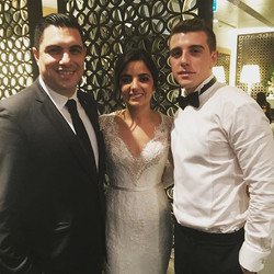 Congratulations to Vince and Alisha Galimi on your fantastic wedding