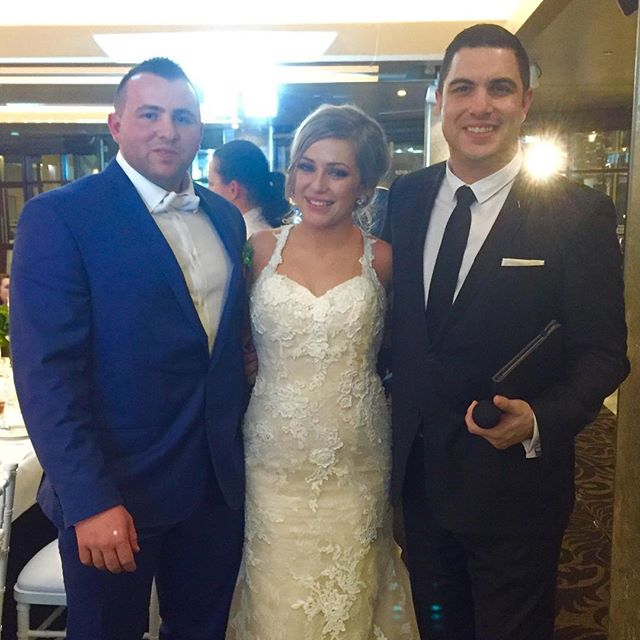 Congratulations to Kyle & Rebeka Nastasio on your wedding. It was a wonderful night filled with fun